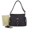 Metro Messenger Diaper Bag - Monaco