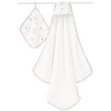 aden and anais hooded towel and wash cloth