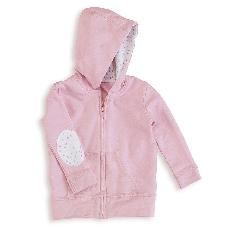 Lovely Pink Hoodie