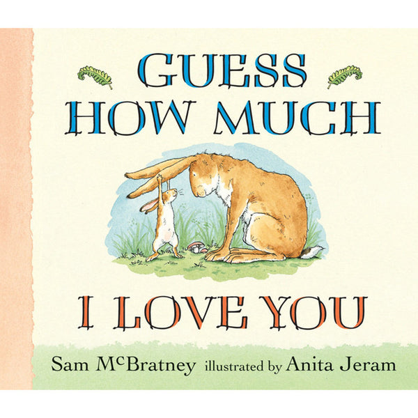 guess how much i love you board book