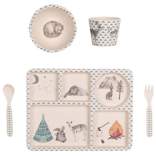 Forest Feast 5 Piece Set