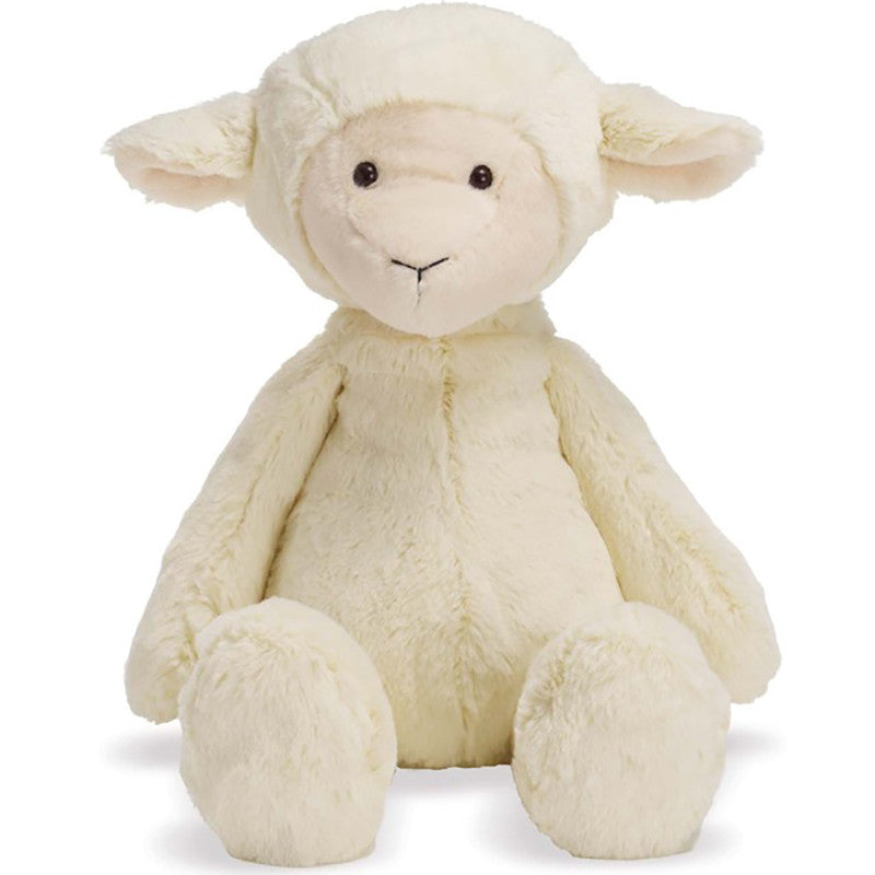 manhattan toy lindy lamb plush toy large
