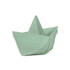 Origami Boat - Mint