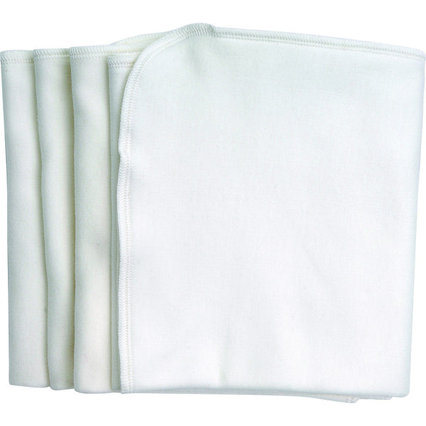 under the nile organic cotton 4 pack of burp cloths