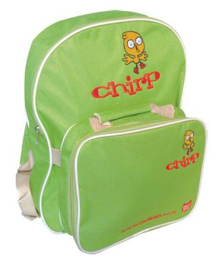 Chirp Backpack // Chirp Kit