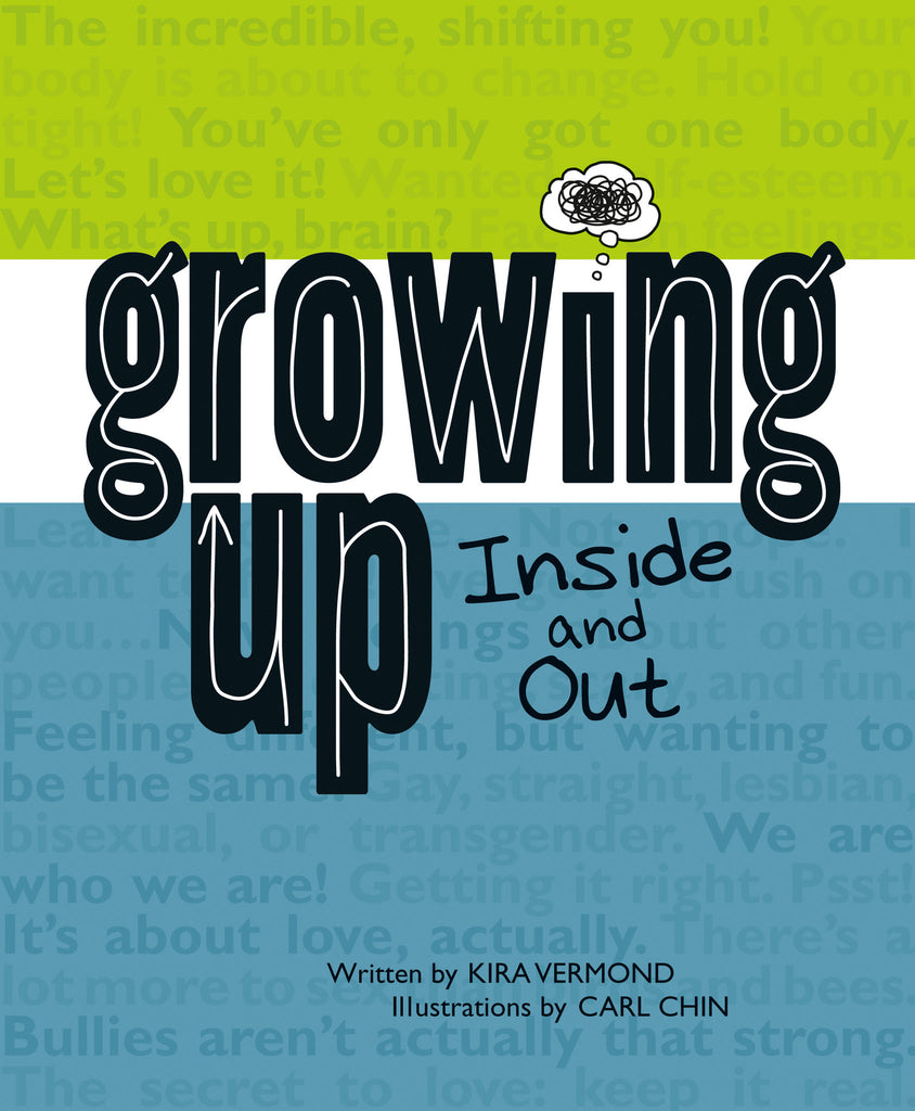 Growing Up, Inside and Out - Owlkids - Reading for kids and literacy resources for parents made fun. Books helping kids to learn.