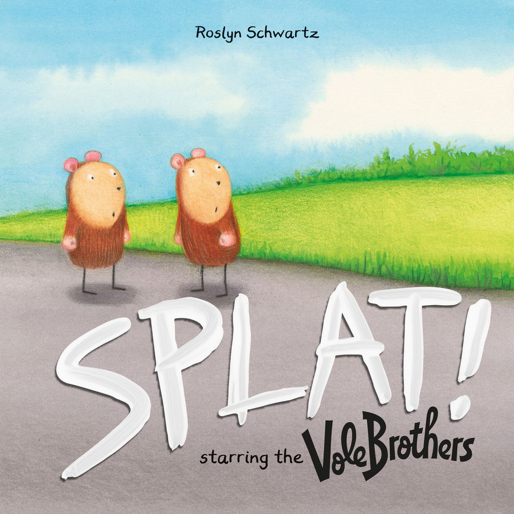 Splat! - Owlkids - Reading for kids and literacy resources for parents made fun. Books helping kids to learn.