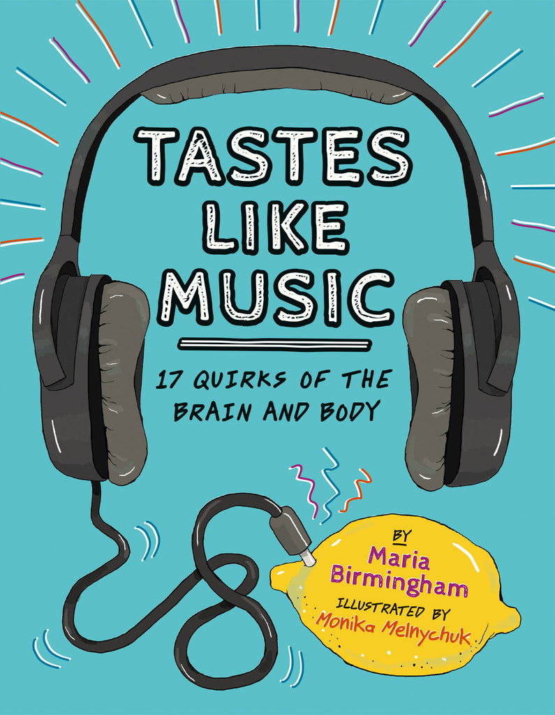 Tastes Like Music - Owlkids - Reading for kids and literacy resources for parents made fun. Books helping kids to learn.