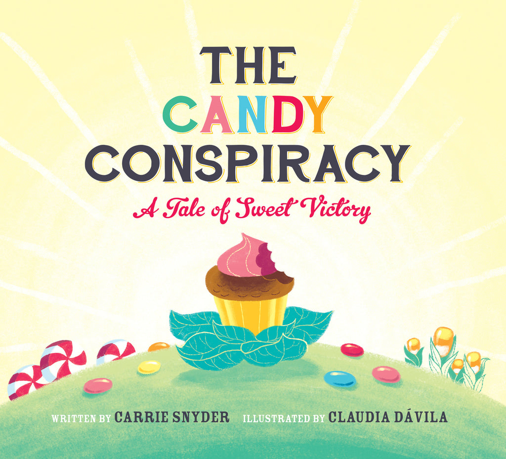 The Candy Conspiracy - Owlkids - Reading for kids and literacy resources for parents made fun. Books helping kids to learn.