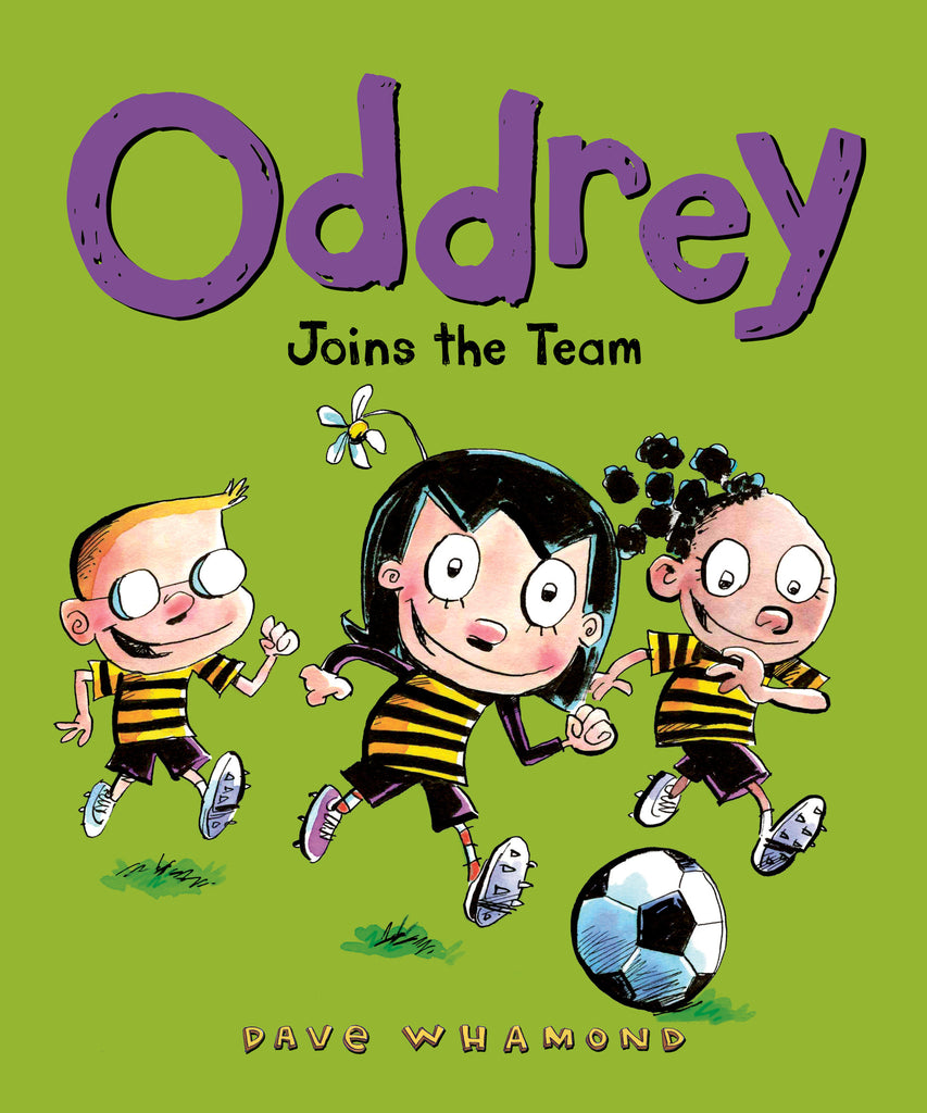 Oddrey Joins the Team - Owlkids - Reading for kids and literacy resources for parents made fun. Books helping kids to learn.