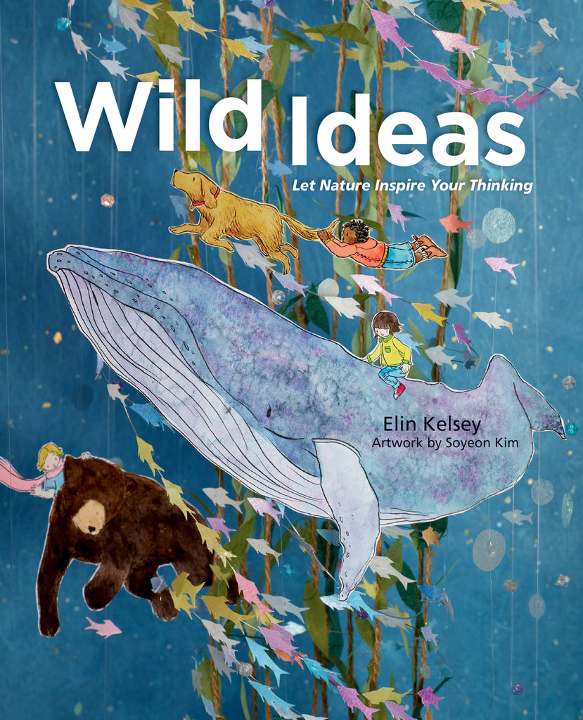 Wild Ideas - Owlkids - Reading for kids and literacy resources for parents made fun. Books helping kids to learn.