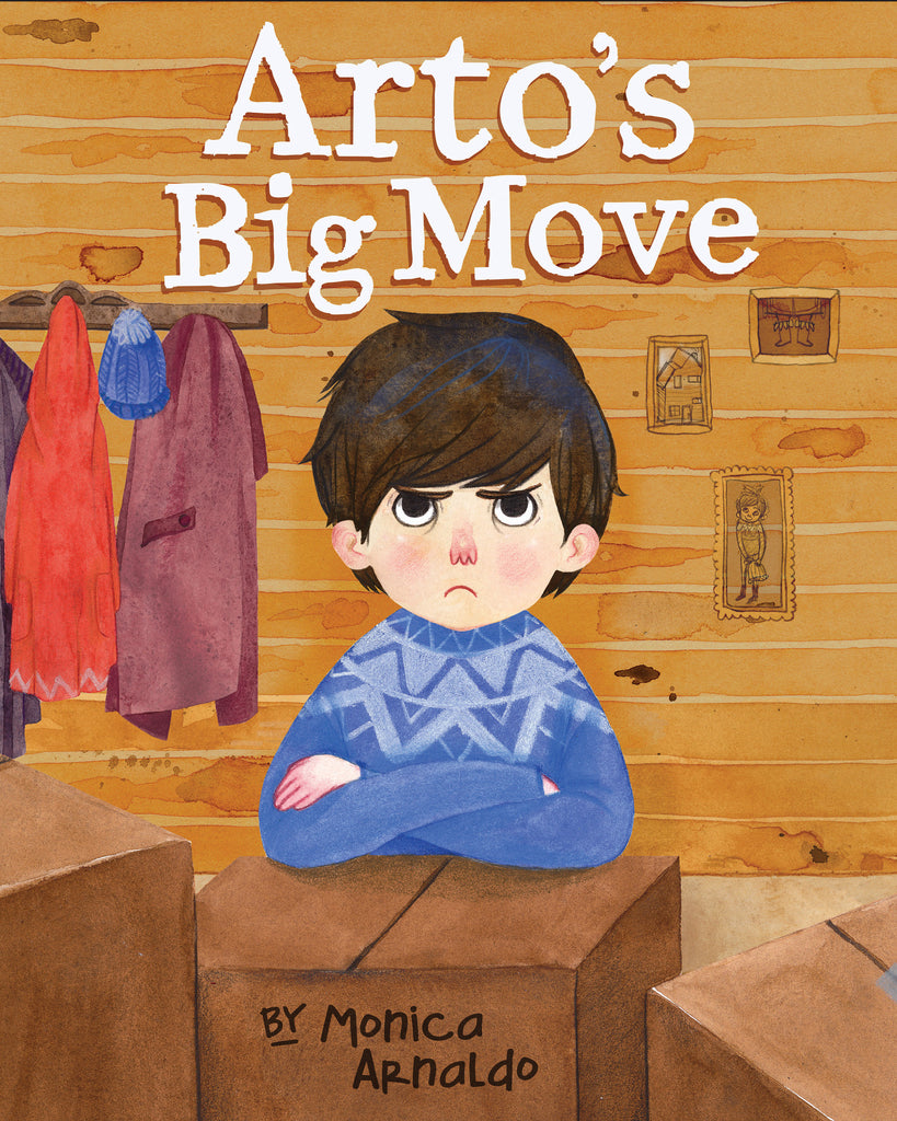Arto's Big Move - Owlkids - Reading for kids and literacy resources for parents made fun. Books helping kids to learn.