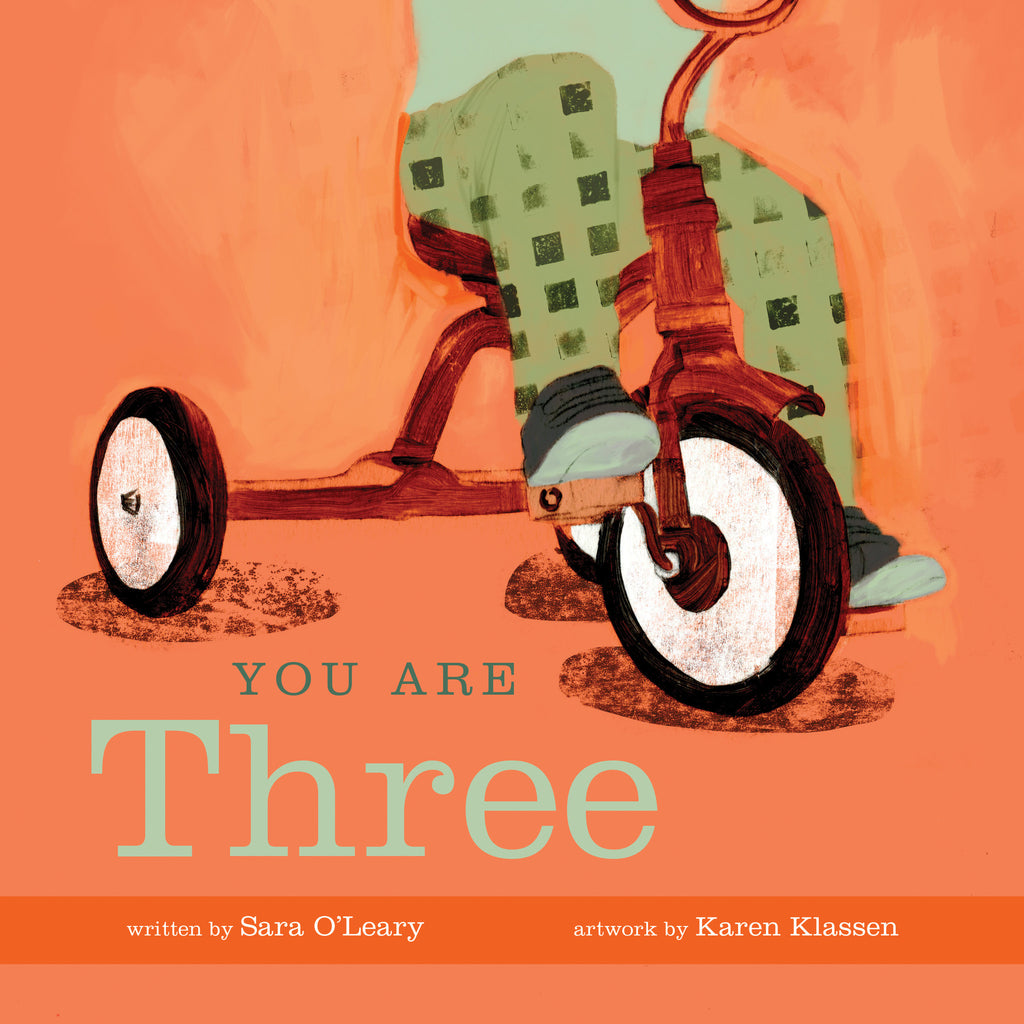 You Are Three - Owlkids - Reading for kids and literacy resources for parents made fun. Books helping kids to learn.