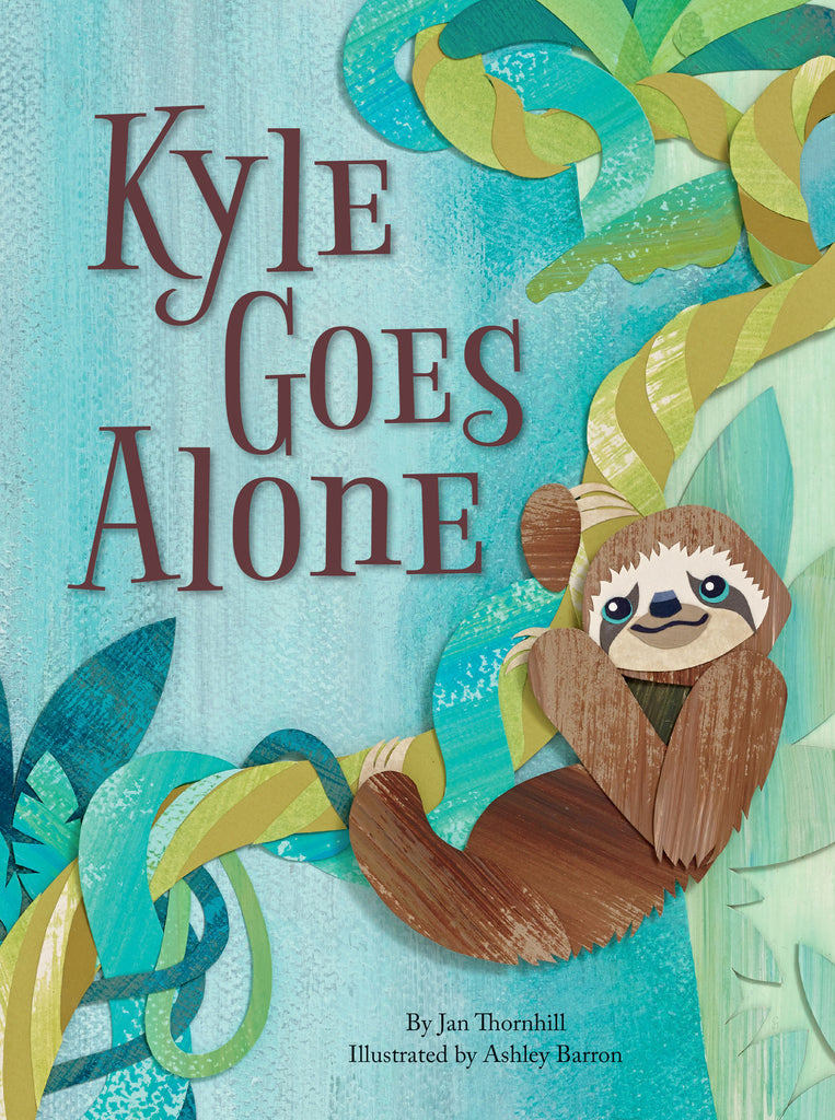 Kyle Goes Alone - Owlkids - Reading for kids and literacy resources for parents made fun. Books helping kids to learn.