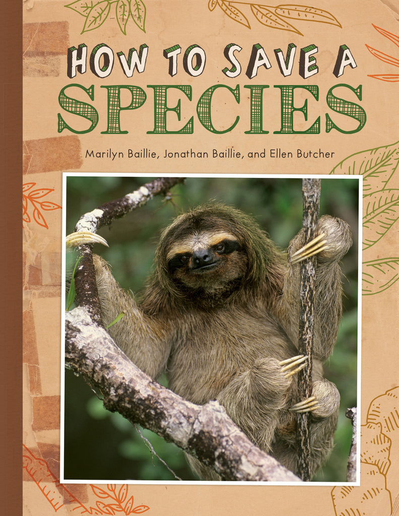 How to Save a Species - Owlkids - Reading for kids and literacy resources for parents made fun. Books helping kids to learn.