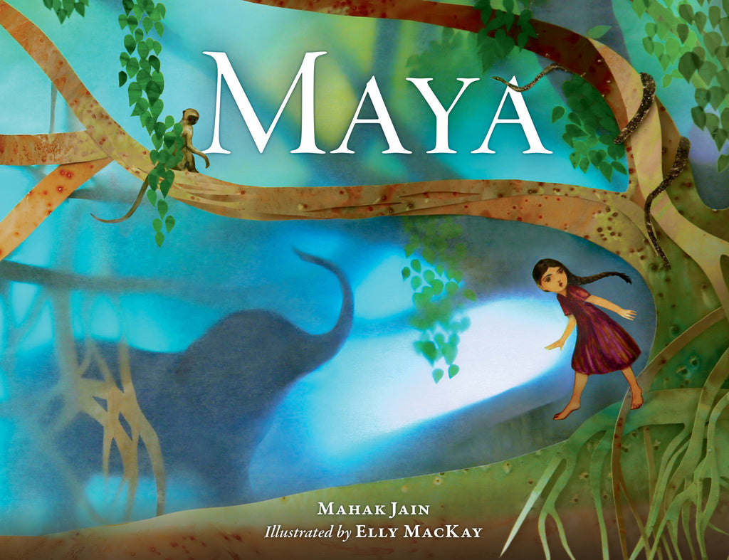 Maya - Owlkids - Reading for kids and literacy resources for parents made fun. Books helping kids to learn.