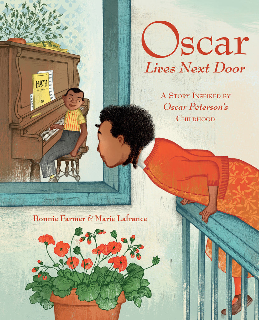 Oscar Lives Next Door - Owlkids - Reading for kids and literacy resources for parents made fun. Books helping kids to learn.