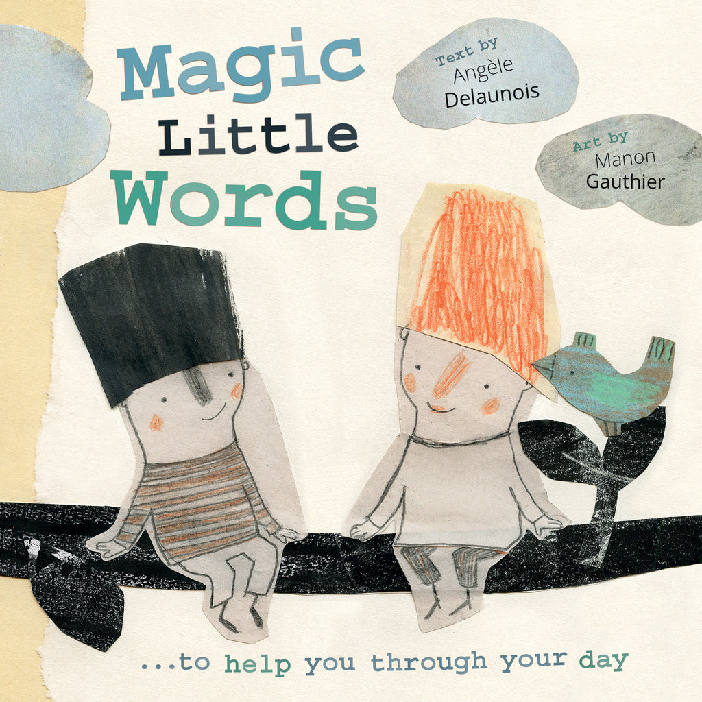Magic Little Words - Owlkids - Reading for kids and literacy resources for parents made fun. Books helping kids to learn.