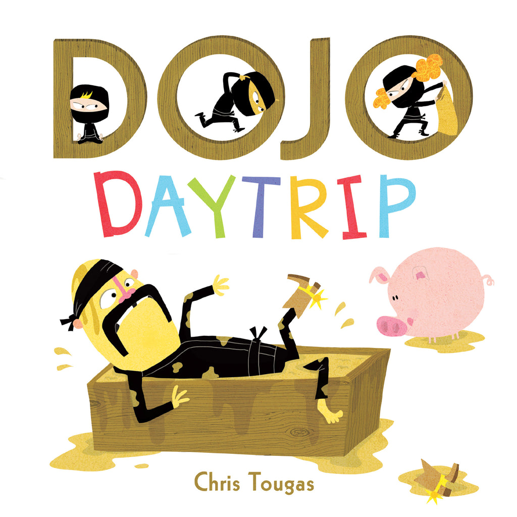 Dojo Daytrip - Owlkids - Reading for kids and literacy resources for parents made fun. Books helping kids to learn.