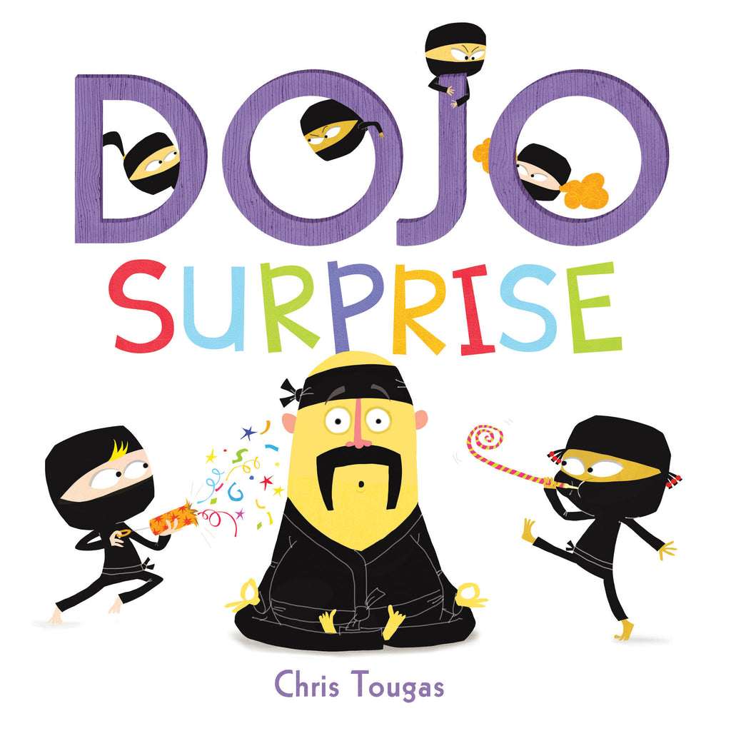 Dojo Surprise - Owlkids - Reading for kids and literacy resources for parents made fun. Books helping kids to learn.