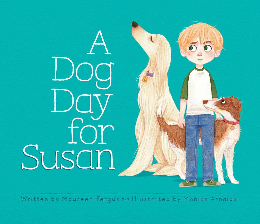 A Dog Day for Susan - Owlkids - Reading for kids and literacy resources for parents made fun. Books helping kids to learn.