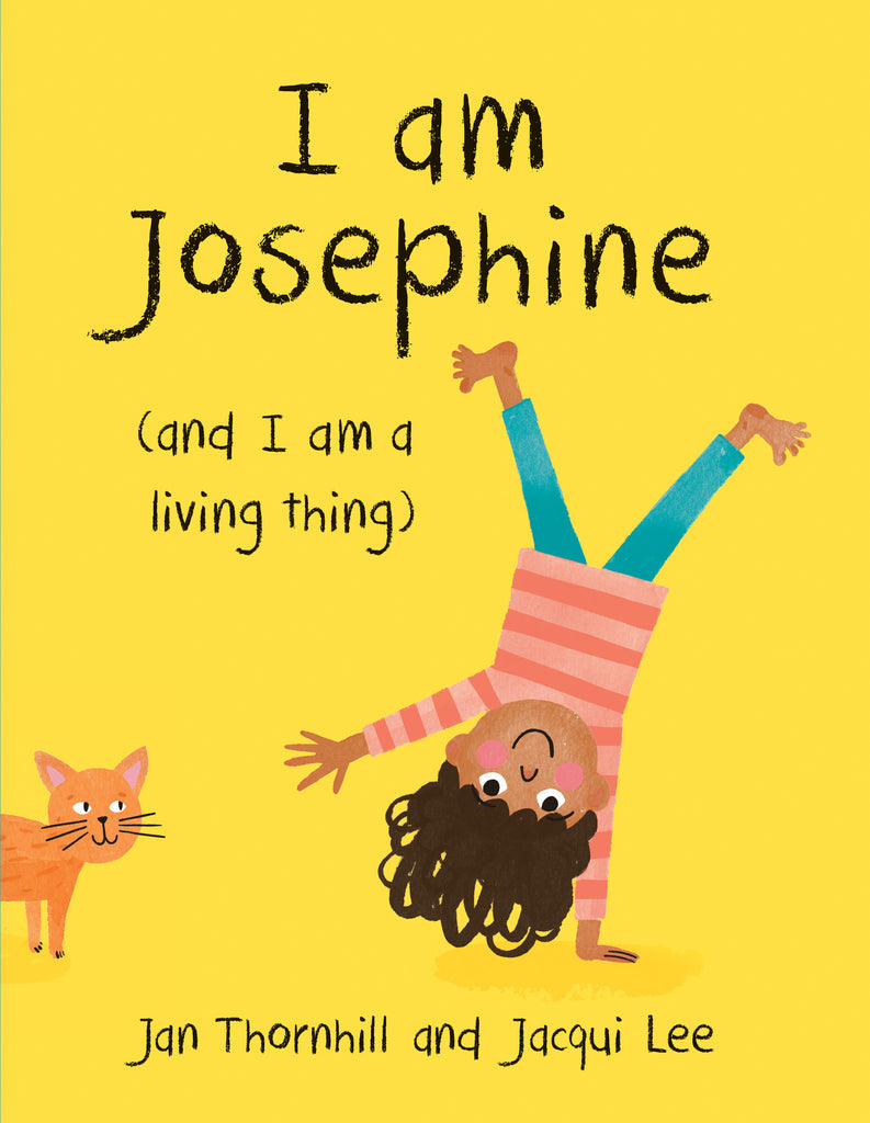 I Am Josephine - Owlkids - Reading for kids and literacy resources for parents made fun. Books helping kids to learn.