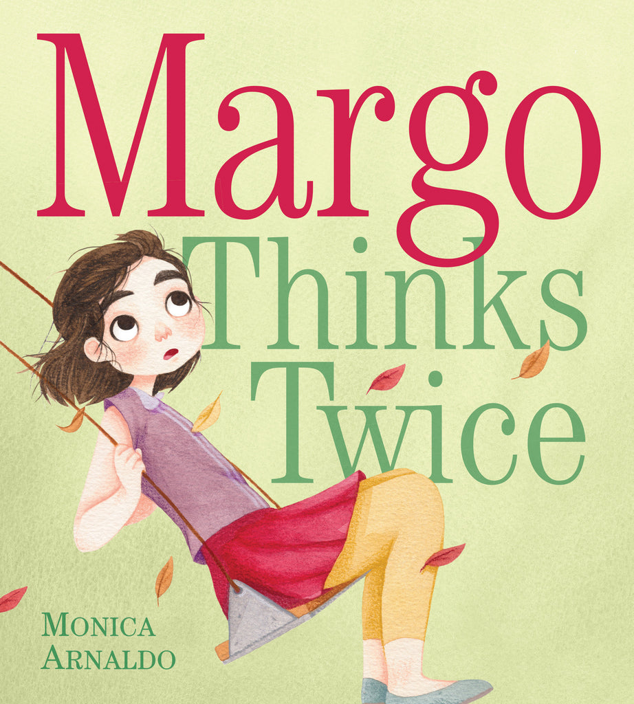 Margo Thinks Twice - Owlkids - Reading for kids and literacy resources for parents made fun. Books helping kids to learn.