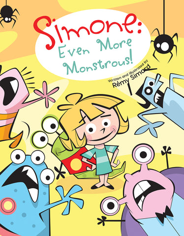 Simone: Even More Monstrous!