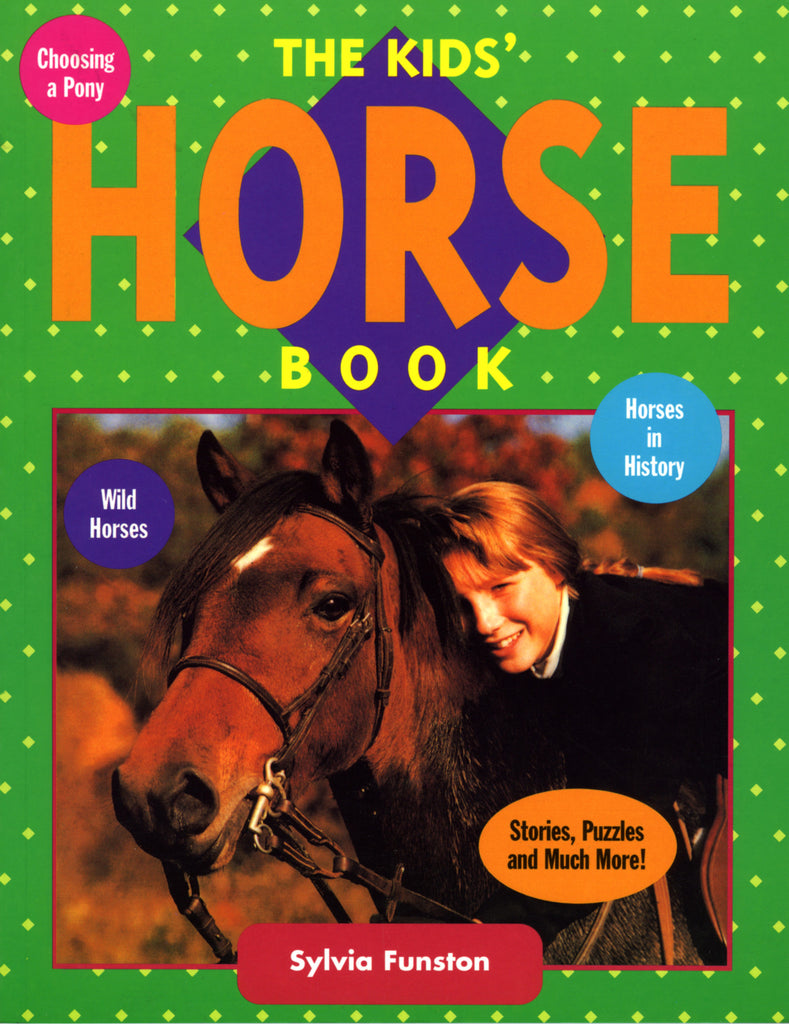 The Kids' Horse Book - Owlkids - Reading for kids and literacy resources for parents made fun. Books helping kids to learn.