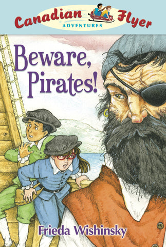 Beware, Pirates!