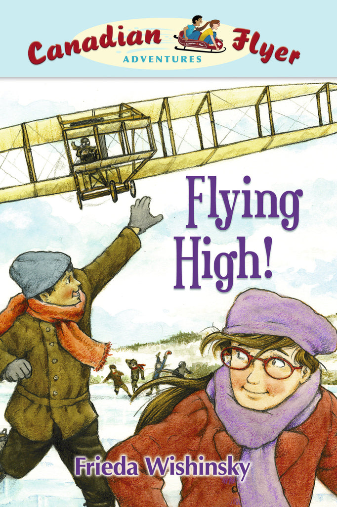 Flying High! - Owlkids - Reading for kids and literacy resources for parents made fun. Books helping kids to learn.