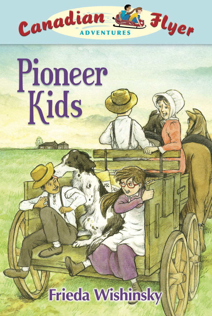 Pioneer Kids - Owlkids - Reading for kids and literacy resources for parents made fun. Books helping kids to learn.