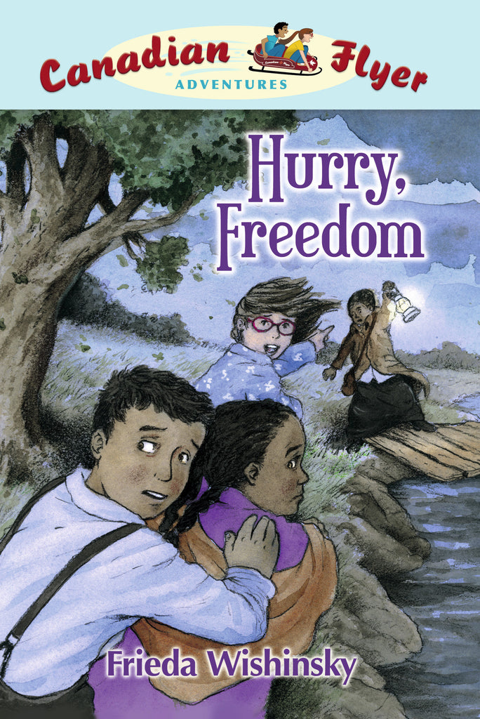 Hurry, Freedom - Owlkids - Reading for kids and literacy resources for parents made fun. Books helping kids to learn.