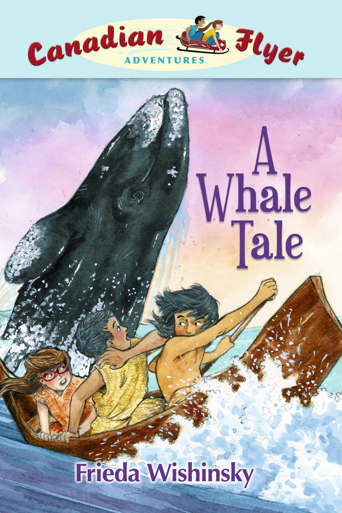 A Whale Tale - Owlkids - Reading for kids and literacy resources for parents made fun. Books helping kids to learn.