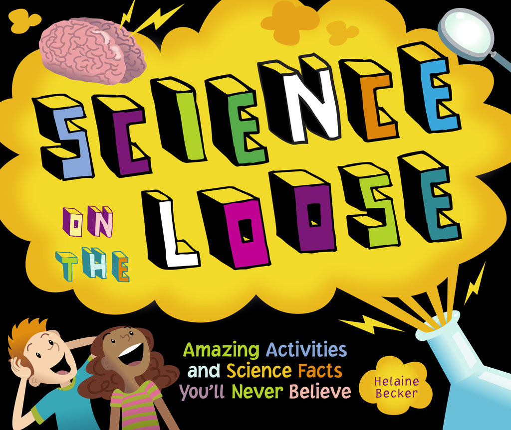 Science on the Loose - Owlkids - Reading for kids and literacy resources for parents made fun. Books helping kids to learn.