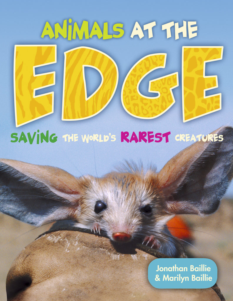 Animals at the EDGE - Owlkids - Reading for kids and literacy resources for parents made fun. Books helping kids to learn.