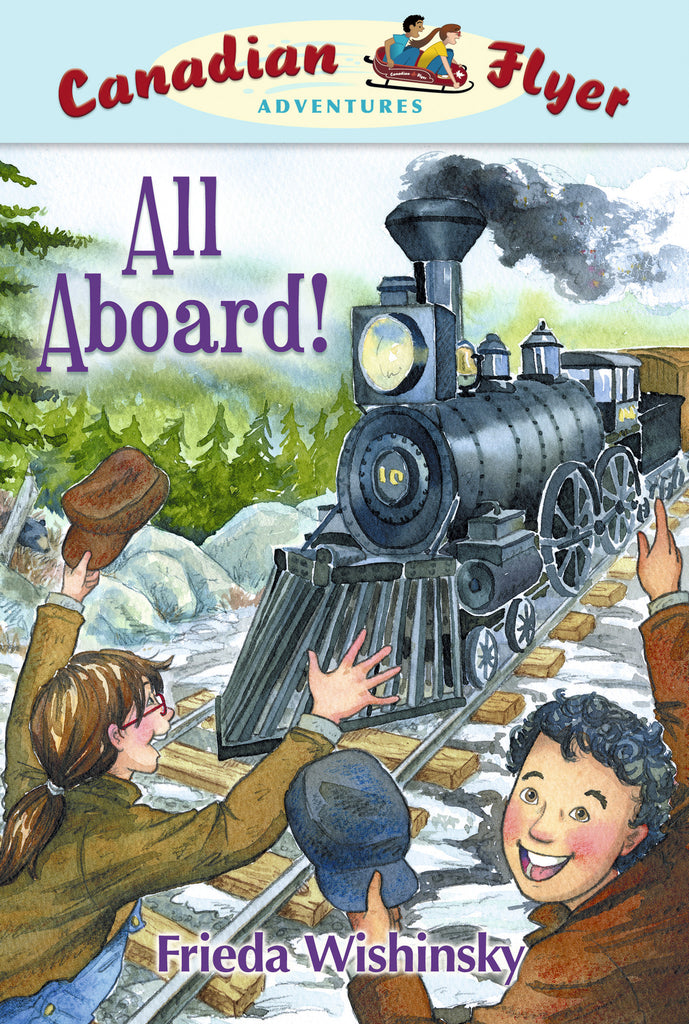 All Aboard! - Owlkids - Reading for kids and literacy resources for parents made fun. Books helping kids to learn.