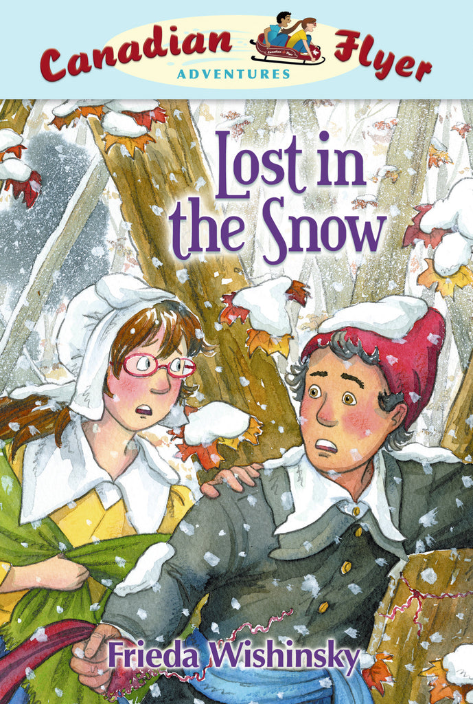 Lost in the Snow - Owlkids - Reading for kids and literacy resources for parents made fun. Books helping kids to learn.