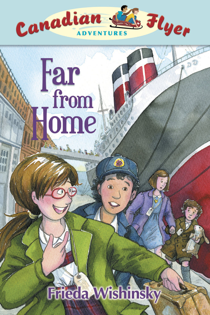 Far from Home - Owlkids - Reading for kids and literacy resources for parents made fun. Books helping kids to learn.