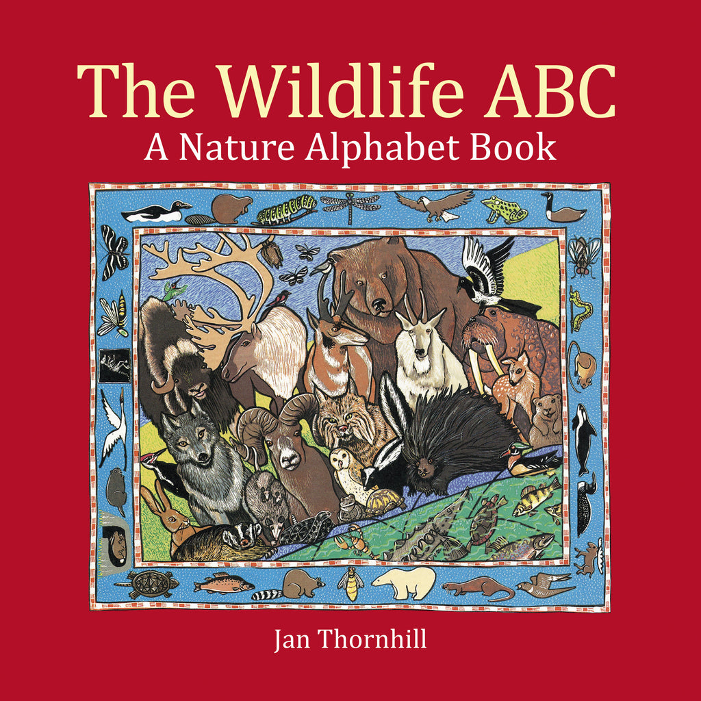 The Wildlife ABC - Owlkids - Reading for kids and literacy resources for parents made fun. Books helping kids to learn.