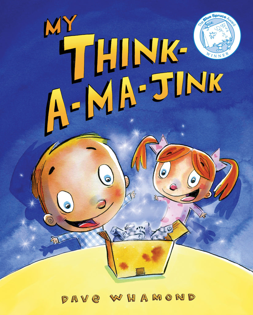 My Think-a-ma-Jink - Owlkids - Reading for kids and literacy resources for parents made fun. Books helping kids to learn.