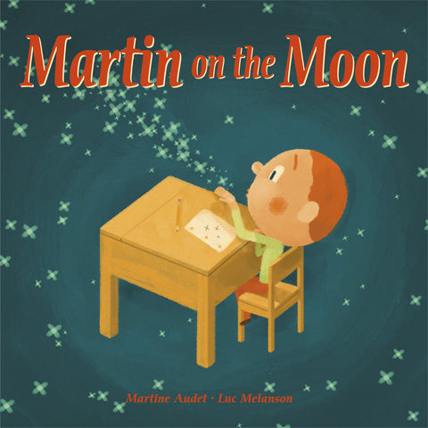 Martin on the Moon