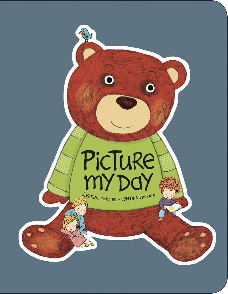 Picture My Day - Owlkids - Reading for kids and literacy resources for parents made fun. Books helping kids to learn.