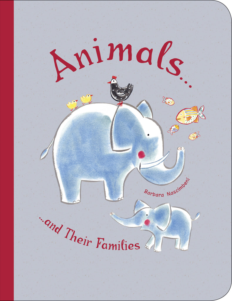 Animals and Their Families - Owlkids - Reading for kids and literacy resources for parents made fun. Books helping kids to learn.