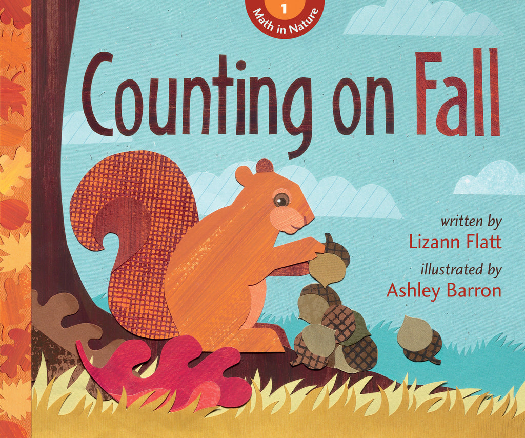 Counting on Fall - Owlkids - Reading for kids and literacy resources for parents made fun. Books helping kids to learn.