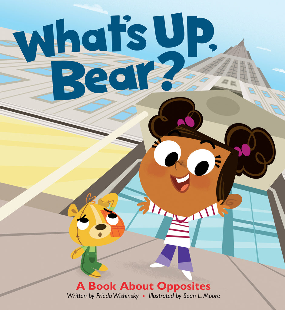 What's Up, Bear? - Owlkids - Reading for kids and literacy resources for parents made fun. Books helping kids to learn.