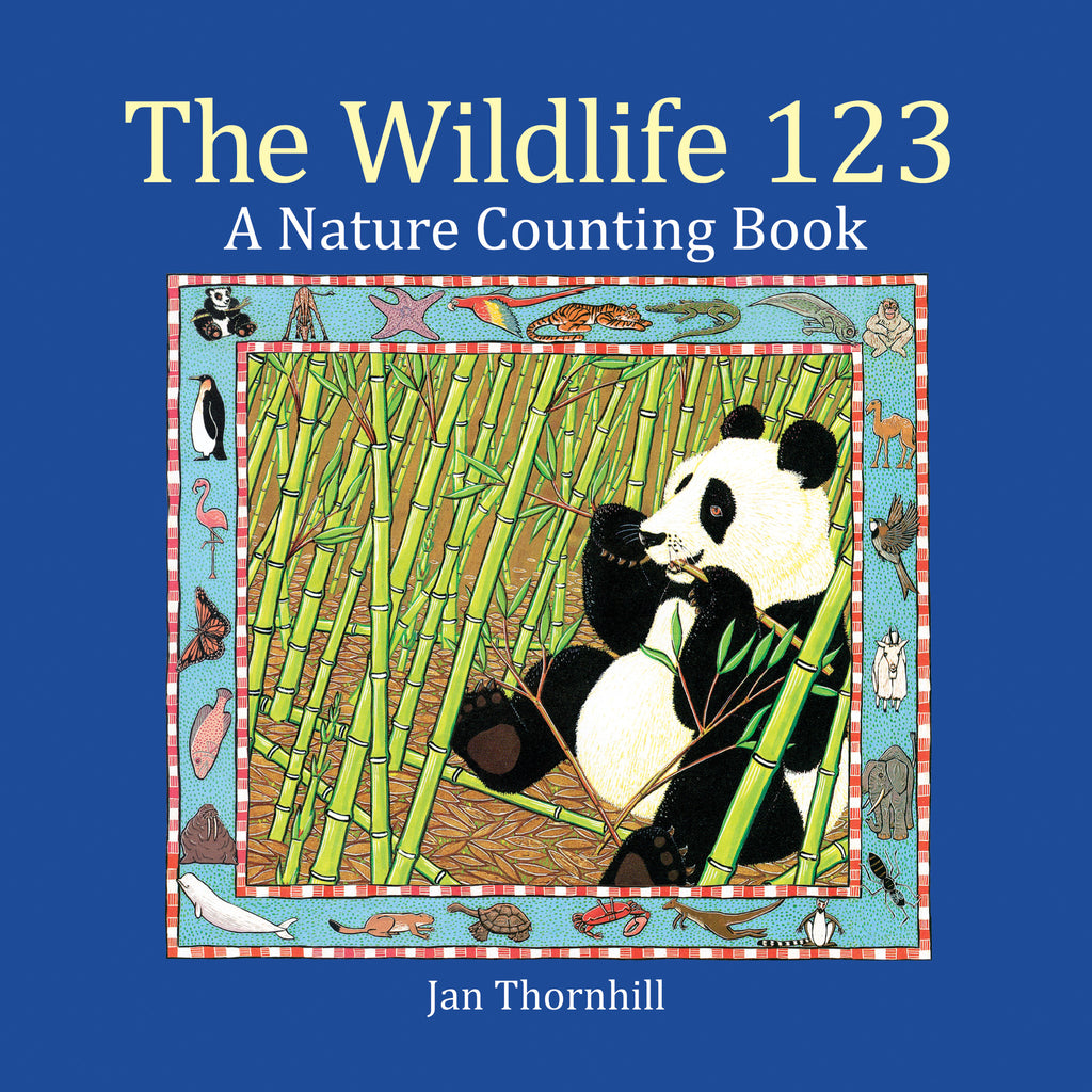 The Wildlife 123 - Owlkids - Reading for kids and literacy resources for parents made fun. Books helping kids to learn.