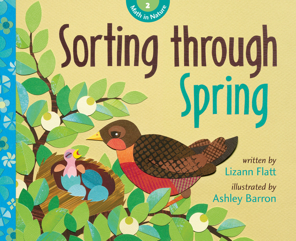 Sorting through Spring - Owlkids - Reading for kids and literacy resources for parents made fun. Books helping kids to learn.