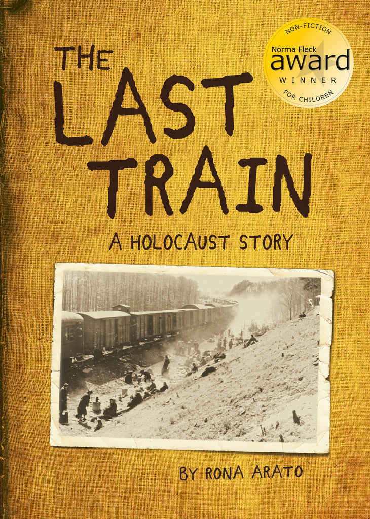 The Last Train - Owlkids - Reading for kids and literacy resources for parents made fun. Books helping kids to learn.