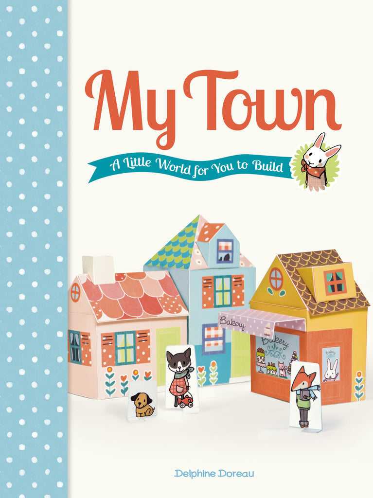 My Town - Owlkids - Reading for kids and literacy resources for parents made fun. Books helping kids to learn.
